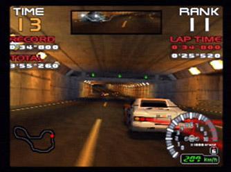 N64 Ridge Racer 64